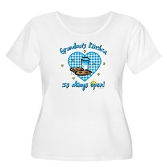 Grandma's Kitchen Open T-Shirt