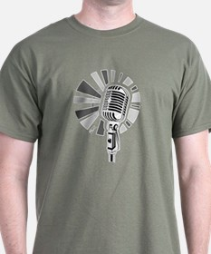 abstract mic T-Shirt