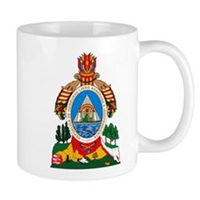 Honduras Coat of Arms Mug