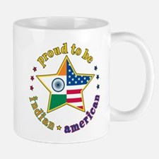 Mug/Proud to Be Indian