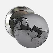 """bear cat 2.25"""" Button (10 pack)"""