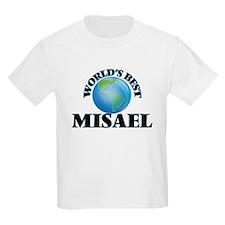 World's Best Misael T-Shirt