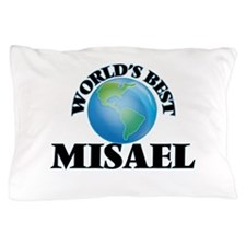 World's Best Misael Pillow Case