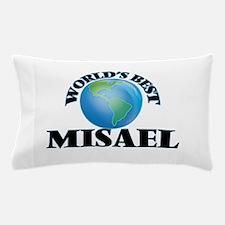 World's Best Misael Pillow Case