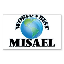 World's Best Misael Decal