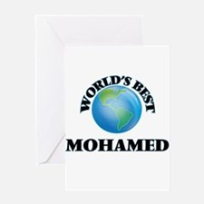 World's Best Mohamed Greeting Cards