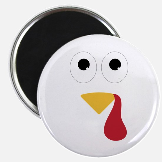 Turkey Face Magnets
