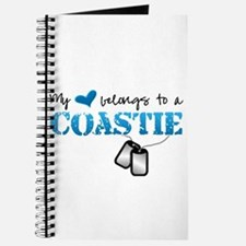 My heart belongs to a Coastie Journal