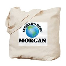 World's Best Morgan Tote Bag