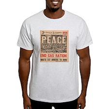 1945 Newspaper T-Shirt
