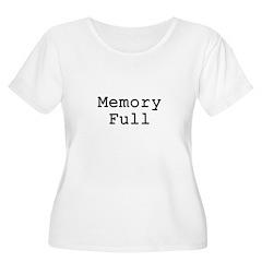 Memory Full T-Shirt