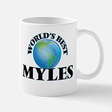 World's Best Myles Mugs