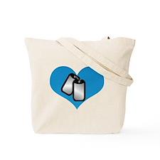 My heart belongs to my Sailor Tote Bag