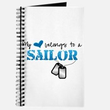 My heart belongs to my Sailor Journal