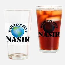 World's Best Nasir Drinking Glass