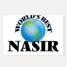 World's Best Nasir Postcards (Package of 8)
