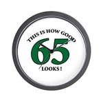 This is How Good - 65 Wall Clock