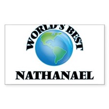 World's Best Nathanael Decal