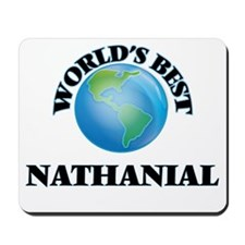 World's Best Nathanial Mousepad