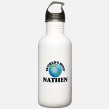 World's Best Nathen Water Bottle