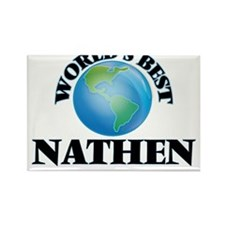 World's Best Nathen Magnets