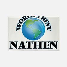 World's Best Nathen Magnets