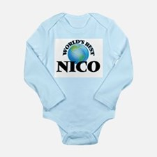 World's Best Nico Body Suit