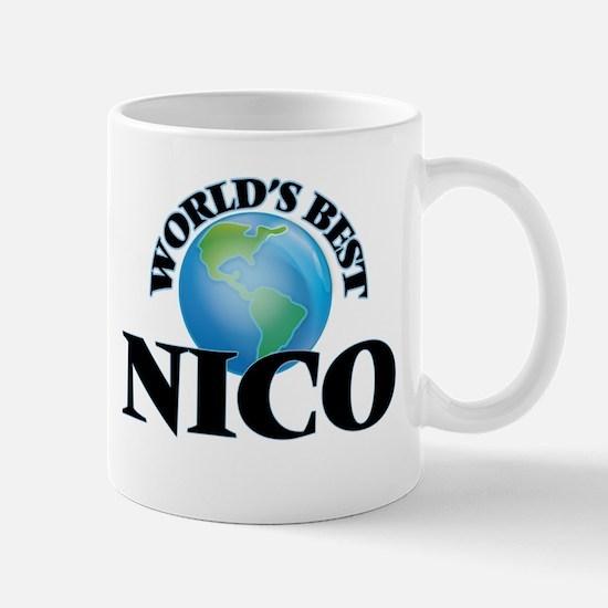 World's Best Nico Mugs