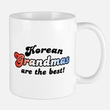 Korean Grandma Mug