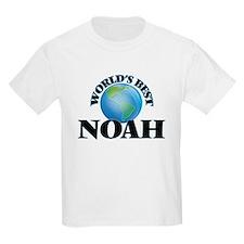 World's Best Noah T-Shirt