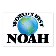 World's Best Noah Postcards (Package of 8)