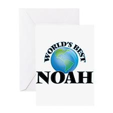 World's Best Noah Greeting Cards