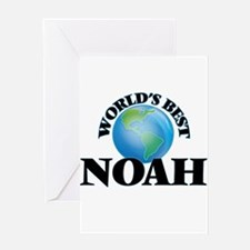 World's Best Noah Greeting Cards