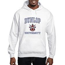 DUNLOP University Hoodie
