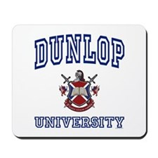 DUNLOP University Mousepad