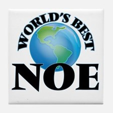 World's Best Noe Tile Coaster