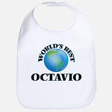 World's Best Octavio Bib