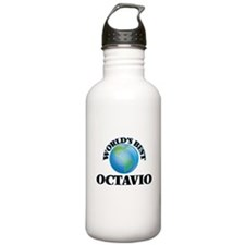 World's Best Octavio Sports Water Bottle