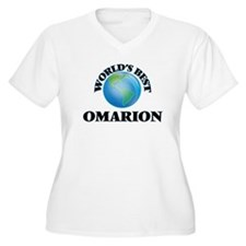 World's Best Omarion Plus Size T-Shirt