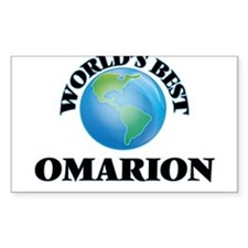 World's Best Omarion Decal