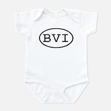 BVI Oval Infant Bodysuit