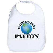 World's Best Payton Bib