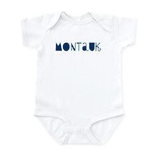 Cute Montauk ny Infant Bodysuit