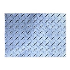 Sheet Metal 5'x7'area Rug