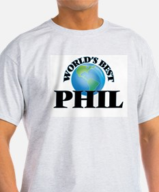 World's Best Phil T-Shirt