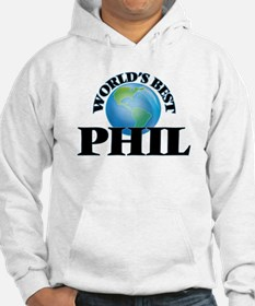 World's Best Phil Hoodie