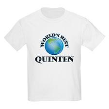 World's Best Quinten T-Shirt