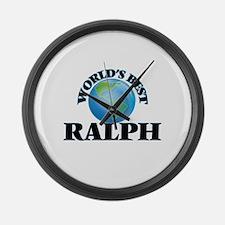 World's Best Ralph Large Wall Clock