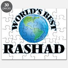 World's Best Rashad Puzzle