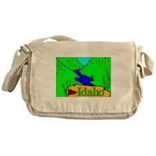 Idaho Messenger Bag